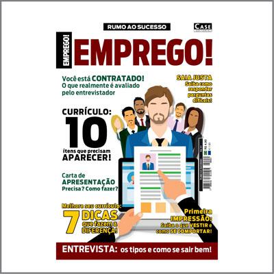 Rumo ao Sucesso - Edição 01  - EdiCase Publicações