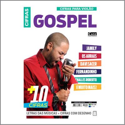 Cifras Para Violão - Ed. 1 (Gospel)  - EdiCase Publicações