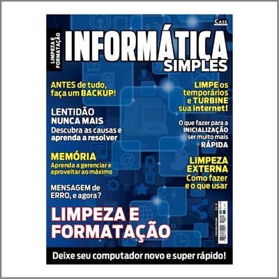 Informática Simples - Edição 01  - EdiCase Publicações