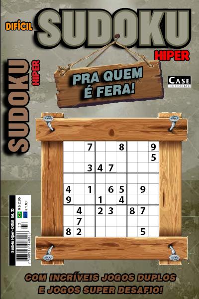 Sudoku Hiper  - Case Editorial