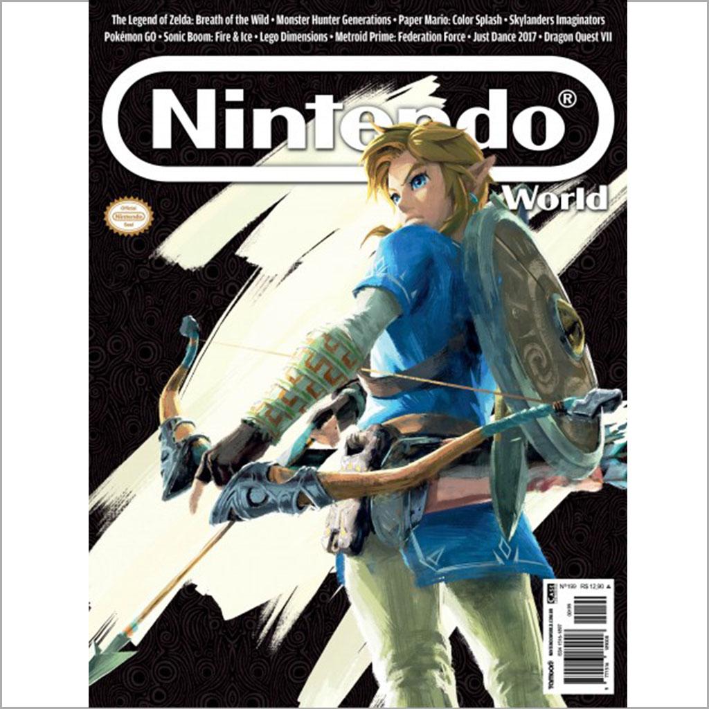 Nintendo World - Edição 199  - Case Editorial
