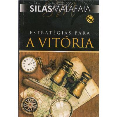 Livro Estratégias Para a Vitória - Pastor Silas Malafaia  - Case Editorial