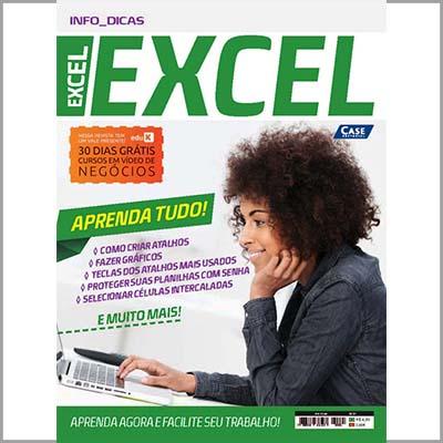 Info Dicas - Edição 01 (Excel)  - Case Editorial