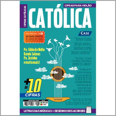 Cifras Para Violão - Ed. 2 (Católica)  - EdiCase Publicações