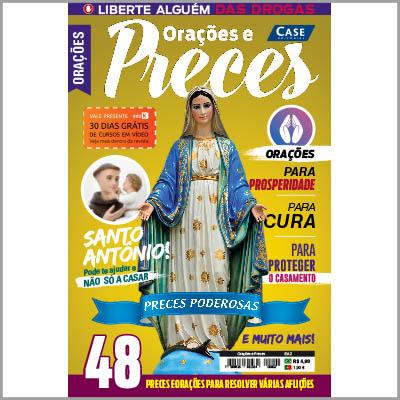 Orações e Preces - Edição 02  - EdiCase Publicações