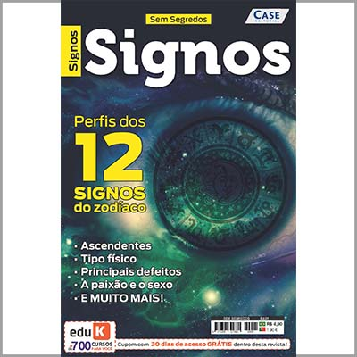 Sem Segredos - Ed. 01 (Signos)  - Case Editorial