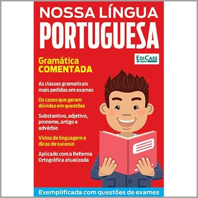 Nossa Língua Portuguesa   - EdiCase Publicações