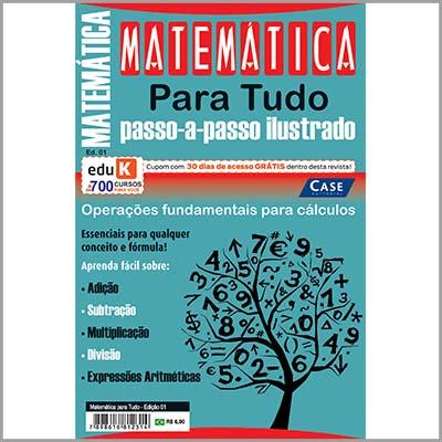 Matemática Para Tudo  - EdiCase Publicações