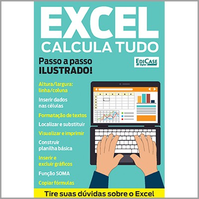 Excel Calcula Tudo   - Case Editorial