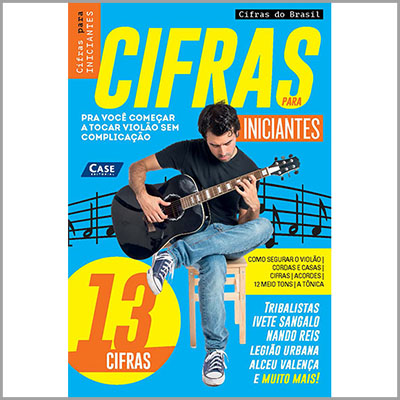 Cifras do Brasil - Ed. 02 (Iniciantes)  - Case Editorial