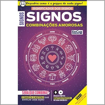 Significados dos Signos Ed. 01 (Combinações Amorosas)  - EdiCase Publicações