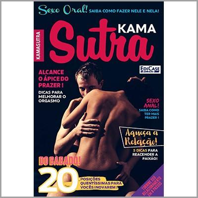 Kama Sutra - Ed. 02 (20 Posições)  - EdiCase Publicações