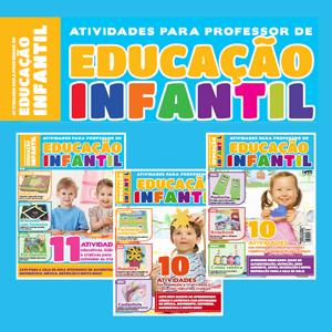 Atividades para Professor de Educação Infantil - Escolha sua Edição - VERSÃO PARA DOWNLOAD  - EdiCase Publicações