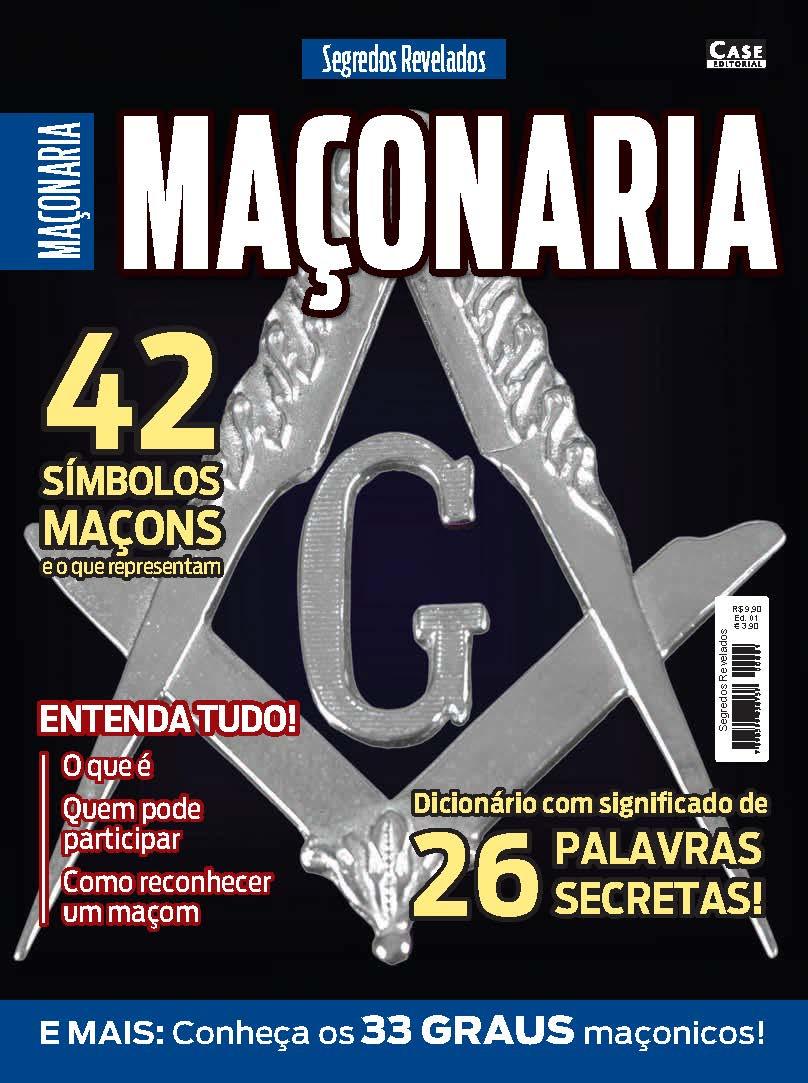 Segredos Revelados - Edição 01 - VERSÃO PARA DOWNLOAD  - EdiCase Publicações