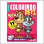 Colorindo Pets - Edição 01