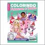 Colorindo Princesas e Fadas - Edição 01
