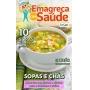 Emagreça Com Saúde Ed. 07 - Sopas e Chás - *PRODUTO DIGITAL (PDF)