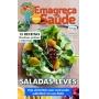 Emagreça Com Saúde Ed. 18 - Saladas Leves - *PRODUTO DIGITAL (PDF)