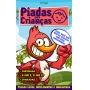 Piadas Para Crianças Ed. 79 - Curtinhas, O que é, o que é? E Charadas - PRODUTO DIGITAL (PDF)