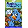 Piadas Para Crianças Ed. 85 - Curtinhas, O que é, o que é? E Charadas - PRODUTO DIGITAL (PDF)