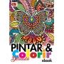Pintar e Colorir Adultos Ed. 13 - Delicado - PRODUTO DIGITAL (PDF)
