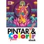 Pintar e Colorir Adultos Ed. 25 - Índia  - PRODUTO DIGITAL (PDF)