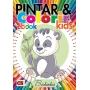 Pintar e Colorir Kids Ed. 16 - Bichinhos - PRODUTO DIGITAL (PDF)