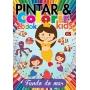 Pintar e Colorir Kids Ed. 28 - Fundo do mar - PRODUTO DIGITAL (PDF)