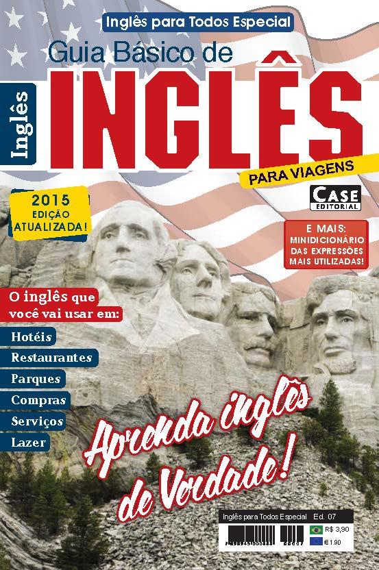 Inglês Para Todos Especial - Edição 07  - EdiCase Publicações