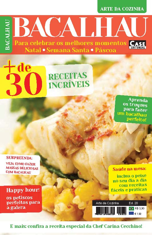 Arte da Cozinha - Edição 20 - VERSÃO PARA DOWNLOAD  - Case Editorial