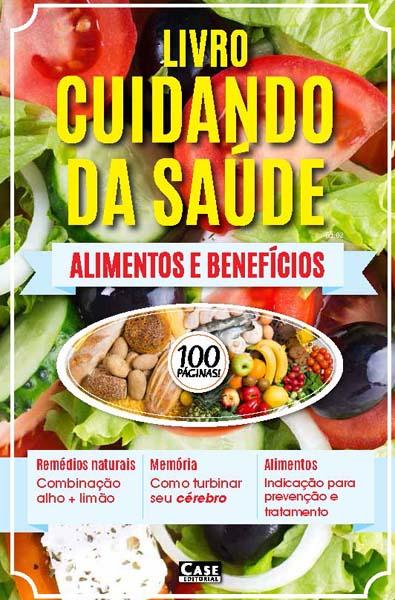 Livro Cuidando da Saúde - Escolha sua Edição - VERSÃO PARA DOWNLOAD  - Case Editorial