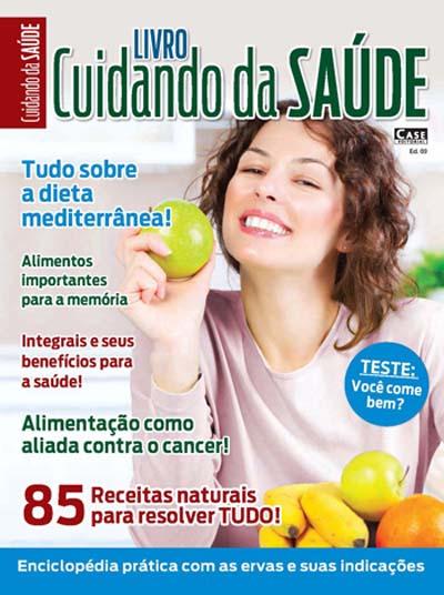 Livro Cuidando da Saúde - Escolha sua Edição - VERSÃO PARA DOWNLOAD (PDF)  - EdiCase Publicações