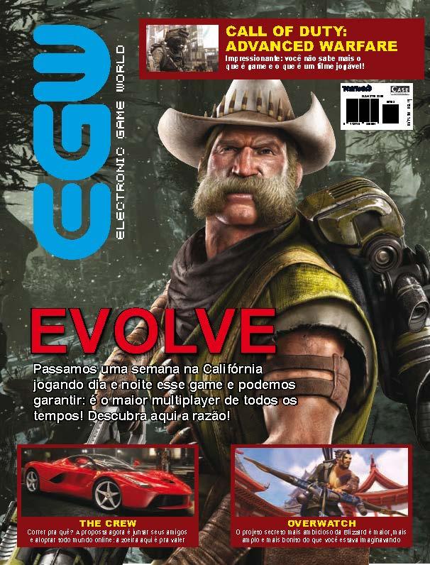 Electronic Game World - Edição 158 - VERSÃO PARA DOWNLOAD  - Case Editorial