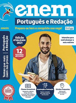 Apostila ENEM 2021 Ed. 01 - Português e Redação - PRODUTO DIGITAL (PDF)