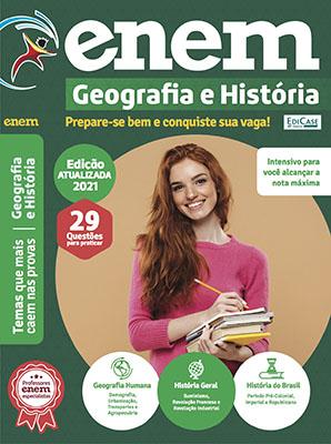 Apostila ENEM 2021 Ed. 03 - Geografia e História - PRODUTO DIGITAL (PDF)