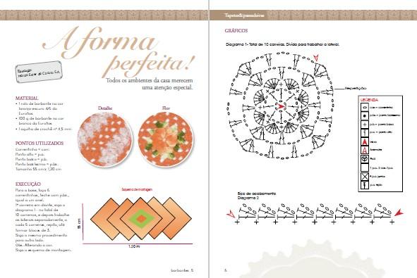 Arte de Fazer Arte Ed. 56 - Tapetes e Passadeiras - *PRODUTO DIGITAL (PDF)