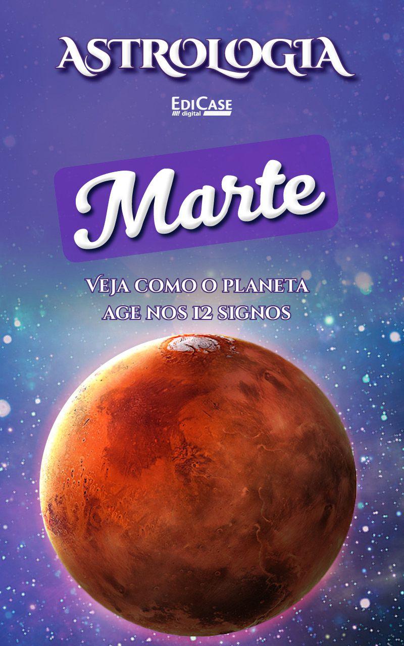 Astrologia Ed. 06 - MARTE - PRODUTO DIGITAL (PDF)  - EdiCase Publicações