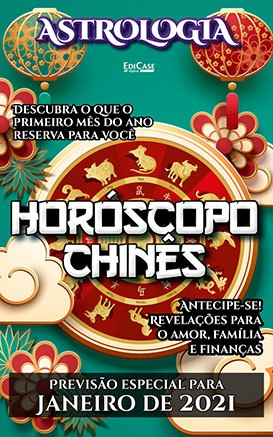 Astrologia Ed. 20 - Horóscopo Chinês - Previsão Jan/21 - PRODUTO DIGITAL (PDF)