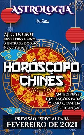 Astrologia Ed. 21 - Horóscopo Chinês: Previsão Especial Para Fevereiro de 2021 - PRODUTO DIGITAL (PDF)