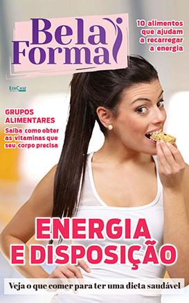 Bela Forma Ed. 03 - Energia e disposição - *PRODUTO DIGITAL (PDF)