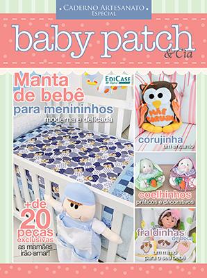 Caderno Artesanato Especial Ed. 01 - Baby Patch e Cia - *PRODUTO DIGITAL (PDF)