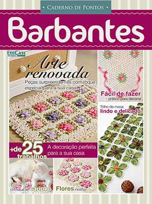 Caderno de Pontos Ed. 01 - Barbantes - *PRODUTO DIGITAL (PDF)