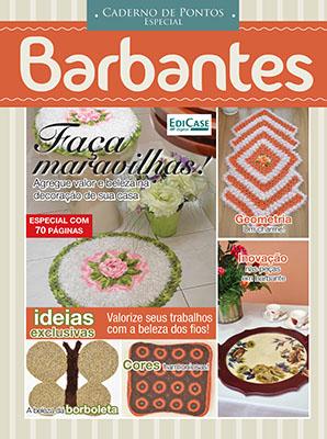 Caderno de Pontos Especial Ed. 01 - Barbantes - *PRODUTO DIGITAL (PDF)