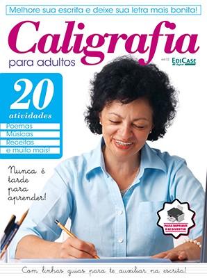 Caligrafia Para Adultos Ed. 02 - PRODUTO DIGITAL (PDF) - PARA IMPRIMIR