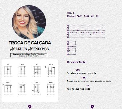 Cifras Dos Sucessos Ed. 28 - Músicas mais tocadas do SERTANEJO*PRODUTO DIGITAL (PDF)