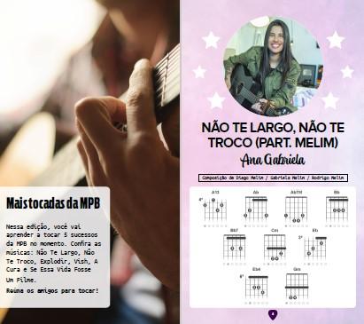 Cifras Dos Sucessos Ed. 31 - Músicas mais tocadas da MPB *PRODUTO DIGITAL (PDF)