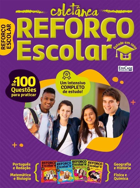 Coletânea Reforço Escolar - 4 Volumes