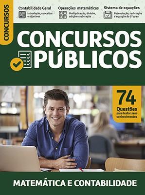 Concursos Públicos Ed. 04 - Matemática e Contabilidade  - EdiCase Publicações