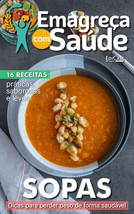 Emagreça Com Saúde Ed. 03 - Sopas - *PRODUTO DIGITAL (PDF)