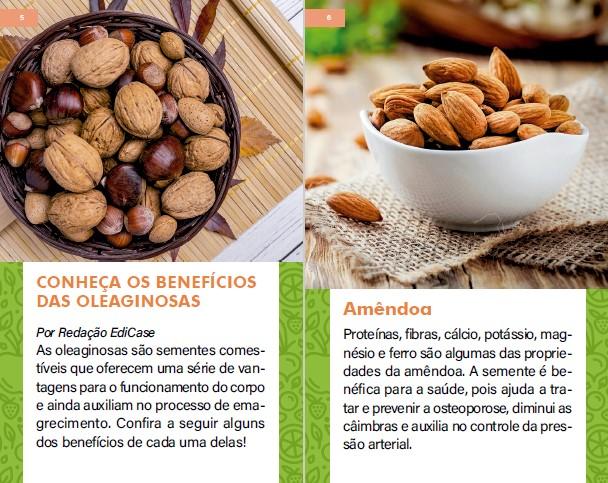 Emagreça Com Saúde Ed. 16 - Pratos Leves - Receitas doces e Salgadas - *PRODUTO DIGITAL (PDF)